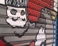 El Abuelo / Street art