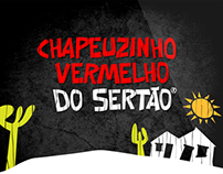 Chapeuzinho Vermelho do Sertão - illustrated book
