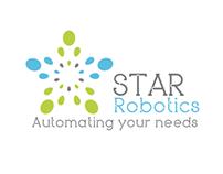 Star Robotics - Branding