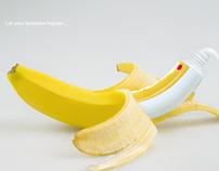 İpana Print Ad. Design