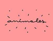 · animales ·