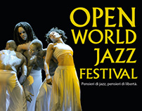 Open World Jazz Festival 2013