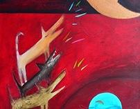Acrylic Paint 2010 – 2013