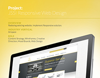 JSSI Responsive Web Design