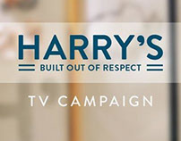 Harry's - Built Out of Respect