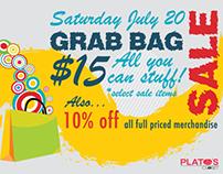 Grab Bag Sale