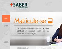 Site + Saber Contábil