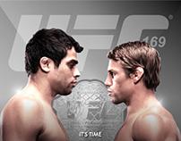 UFC 169: Barao vs Faber.
