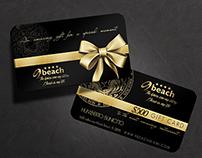 Gift Card 9 Beach