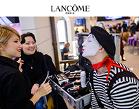 Lancôme #frenchlook (integrated project)