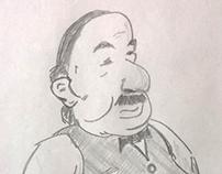 Sketch - cartoon