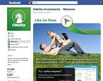 Fidelity Social Media