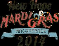 NEW HOPE MARDI GRAS MASQUERADE