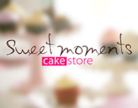 Sweet Moments cake store