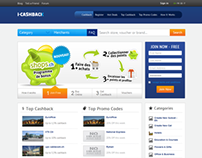 i-Cashback Switzerland Designed and Developed by iLead