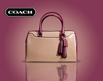 COACH Handbags Designs for Online Marketing