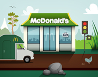 McDonald's Italia. I nostri numeri.