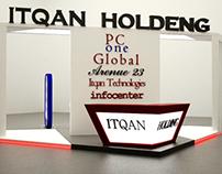 Itqan Exhibition stand in Qatar