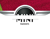 BANNERS FOR MINI & PUMA COLLAB