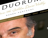 Web flash Duorum Vinhos