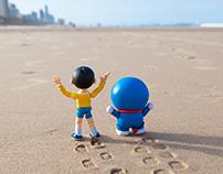 Doraemon Travelling!