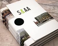 Monographie de l'agence d'architecture S&AA