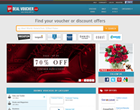 My Deals Vouchers Designed & Developed by iLead Digital