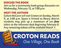 Croton Reads Campaign