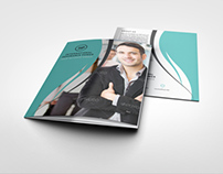 Business Tri-Fold Template