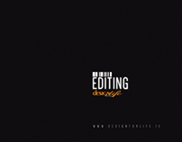 Design For Life - Editing Reel 2013
