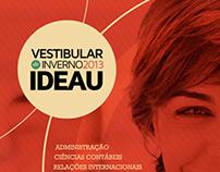 Vestibular Ideau (Agência NúcleoCom)