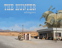 The Hunter comic book