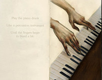 Play the piano drunk