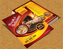 Multi-Purpose Food Flyer