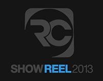RC Showreel 2013