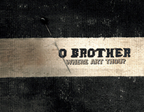 Oh Brother CD Package