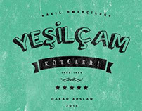 Yesilcam Bad Guys II