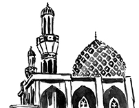 Sa'id bin Jubayr mosque, Iraq