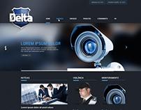 Site Delta (Agência NúcleoCom)