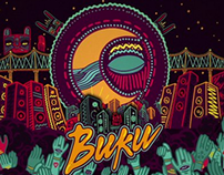 BUKU Music + Art Project 2014 Initial Lineup Video