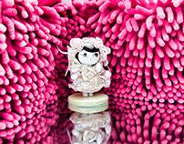 Blue Velvet: Art Toy: Sweet Lolita (Design Toy)