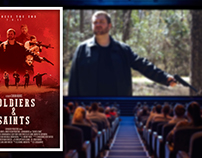 Movie Poster Design - Soldiers & Saints