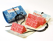Recreate Packaging / Travel with Me