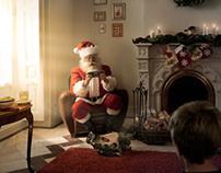 PSP Santa Claus