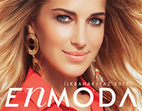 Enmoda Lookbook - Spring / Summer 2013
