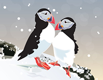 Somerset Christmas Card Designs