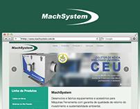 MachSystem - Site institucional