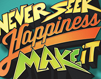 Make Happiness!