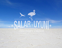 Salar de Uyuni - Travel book