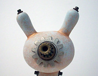 Aero-Steam Fighter Dunny